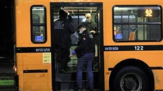 malore sul filobus 92