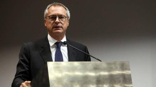 Il presidente di Confindustria Carlo Bonomi (Ansa)