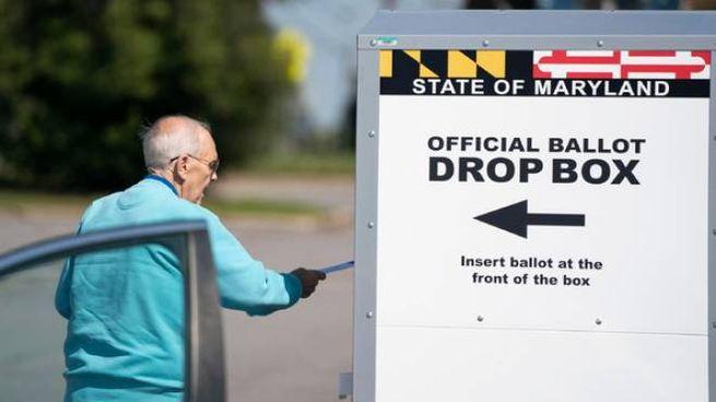 Americani al voto (Ansa)