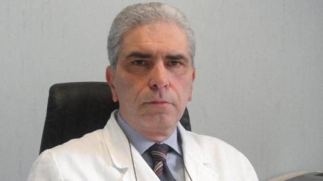 Antonio Di Lonardo, direttore del Centro ustioni di Cisanello