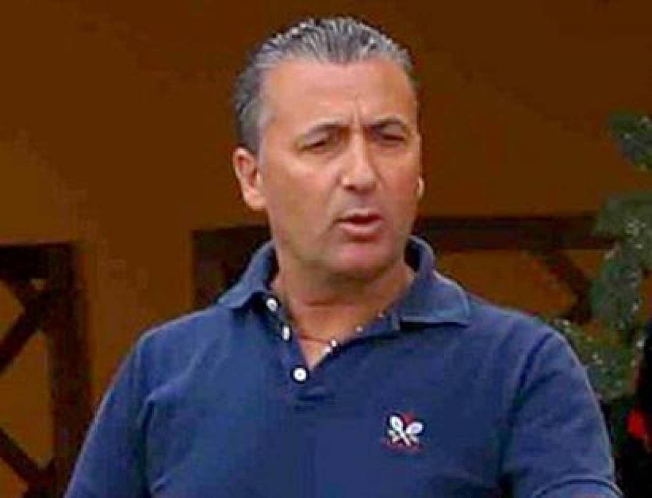 Nicolino Sarcone, 55 anni, considerato il referente reggiano dei Grande Aracri