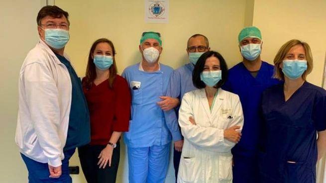 Il team di Zamboni è composto da esperti di clinica, biomedici, fisici e bioingegneri