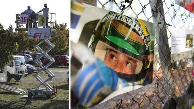 Imola torna a vivere le emozioni da Formula 1