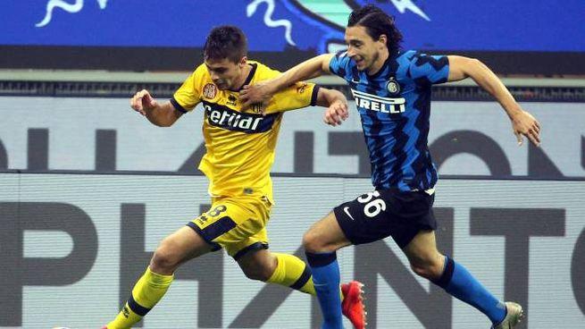 Inter-Parma (Ansa)