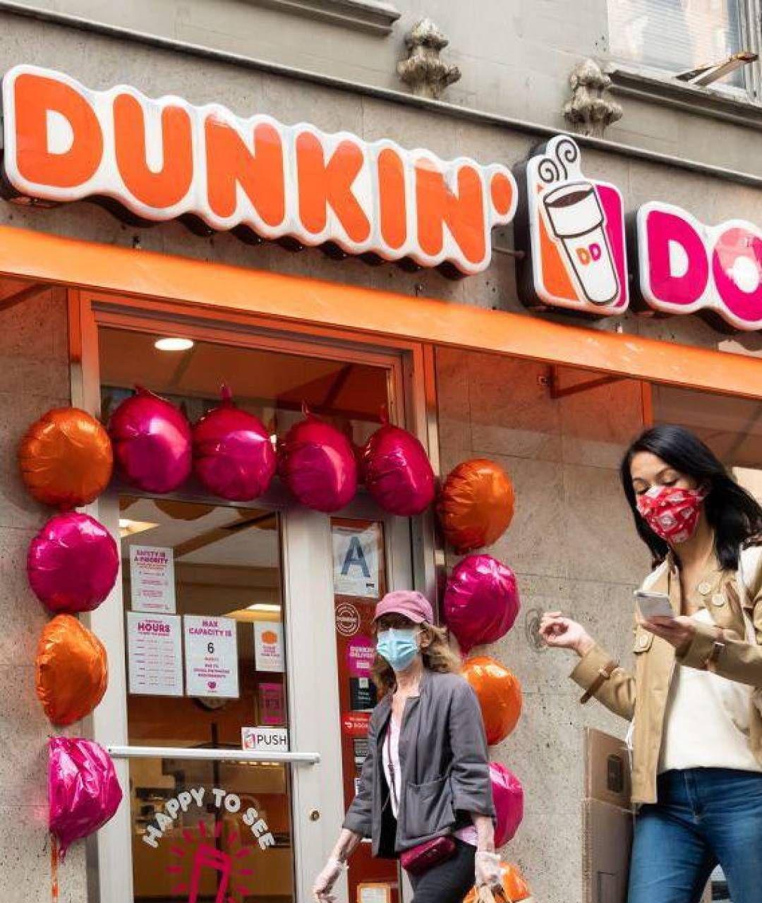 Con l'acquisizione di Dunkin da parte di Inspire la Borsa di New York vede la nascita di un nuovo gigante