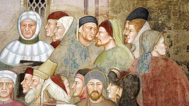 Dante Alighieri, La Divina Commedia, Beatrice indica a Dante il sole