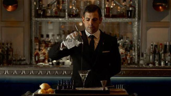 Agostino Perrone del Connaught Bar (foto sito ufficiale The Connaught Hotel)