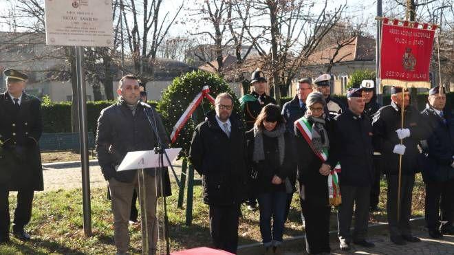 La commemorazione id Nicolò Savarino, parla il fratello Carmelo