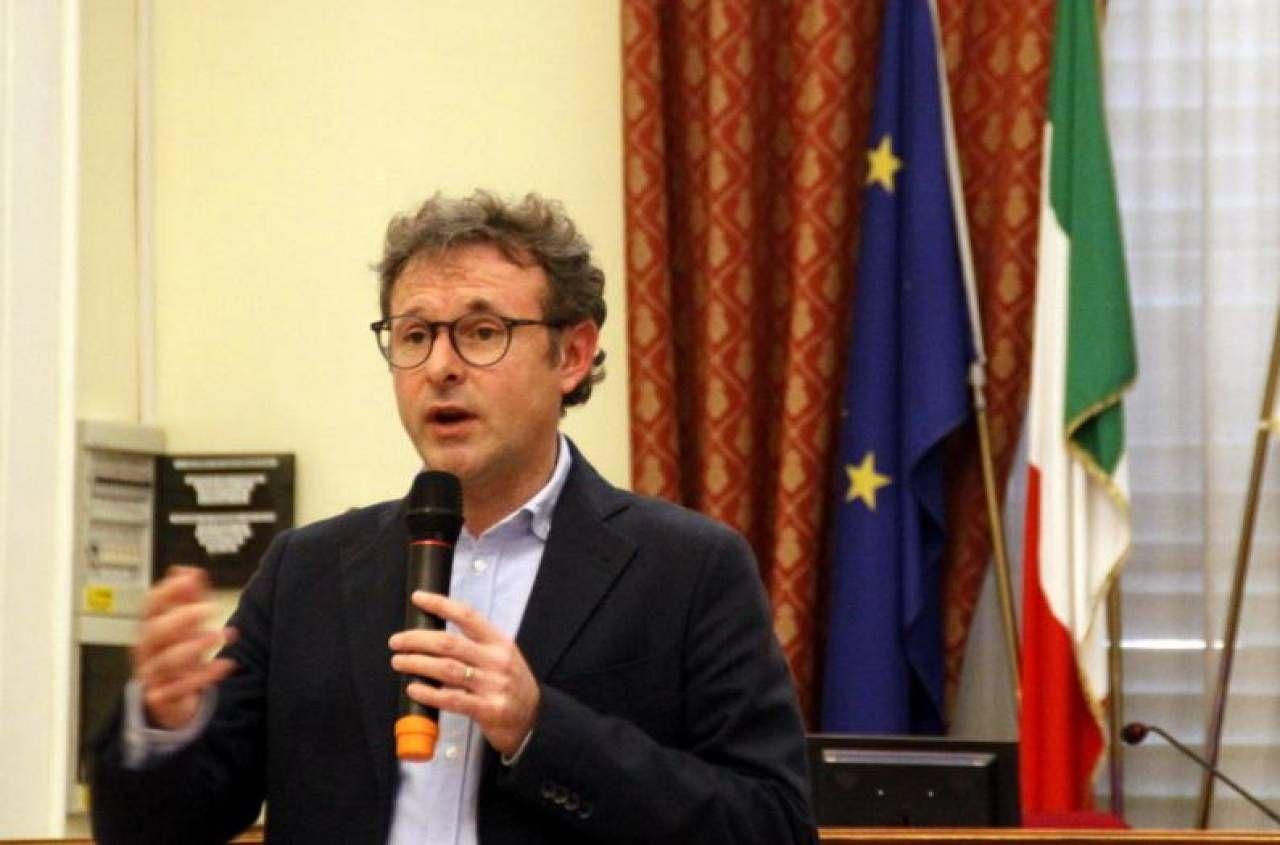 Il sindaco di Faenza, Massimo Isola