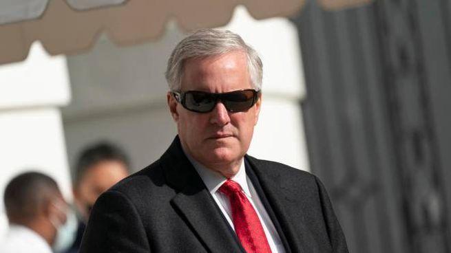 Mark Meadows (Ansa)
