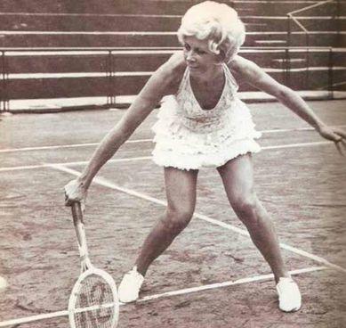 Lea Pericoli è nata a Milano 85 anni fa. Si è ritirata dal tennis all'età di 40 anni. Era soprannominata 'la Divina'