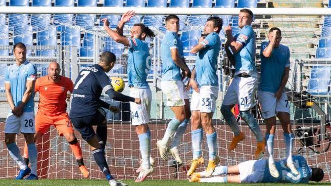 Serie A, Lazio-Juventus (Ansa)