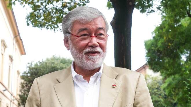 Sergio Cofferati, sindaco di Bologna dal 2004 al 2009 (FotoSchicchi)
