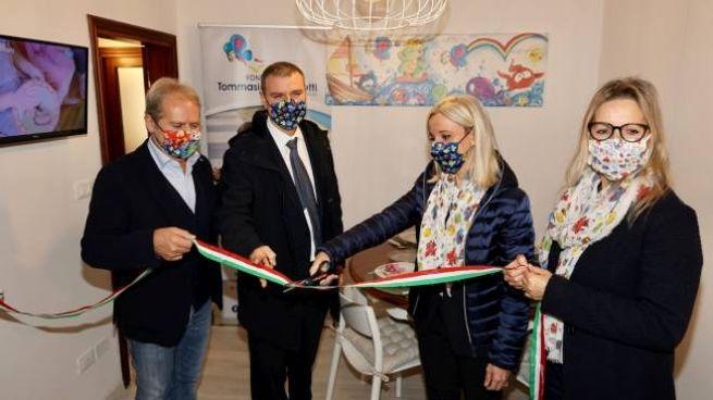 Donazione Casa Accoglienza, P. Bacciotti, A. G. e L. Aleotti, B. Bacciotti