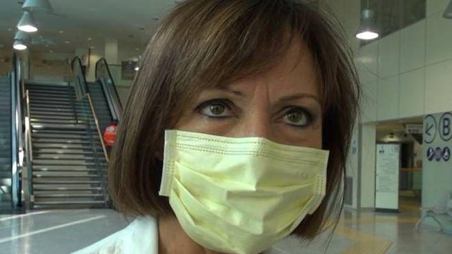 Lucilla Di Renzo, direttrice sanitaria ospedale San Jacopo