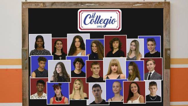 La classe 1992 de Il Collegio 5