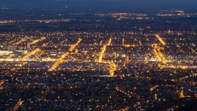 I lampioni non sono la causa principale dell'inquinamento luminoso delle città
