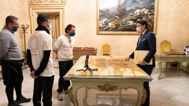 I ristoratori incontrano Conte