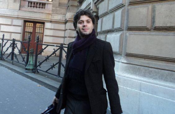 Il lughese Giorgio Pirazzini, classe 1977, ma francese di adozione: vive a Parigi dal 2007