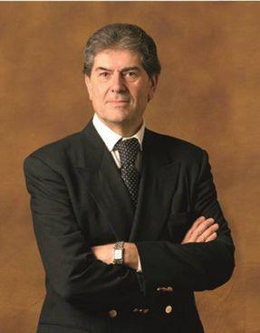 Silvano Pasquinoni, titolare dell'Oleificio omonimo che ha sede a Coriano, nel Riminese