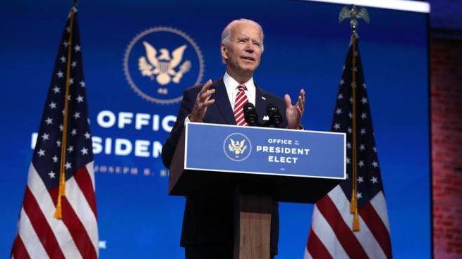 Joe Biden, presidente eletto degli Stati Uniti d'America (Ansa)