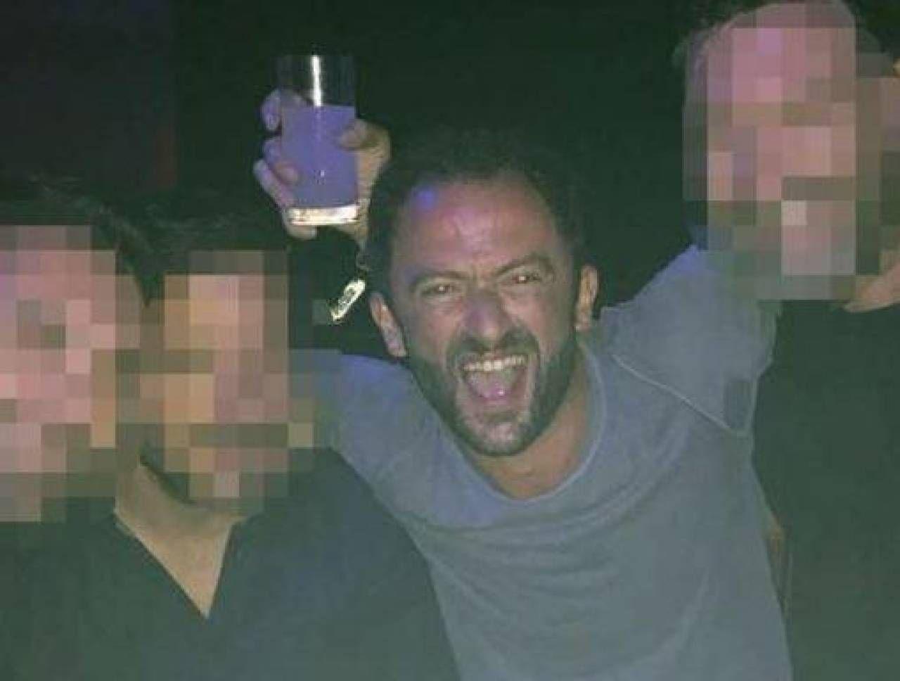 Alberto Genovese, 43 anni, è accusato di aver drogato e stuprato una 18enne