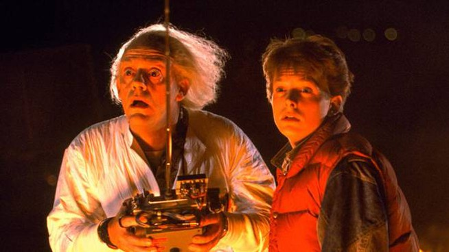 Scena di 'Ritorno al futuro' - Foto: Universal Pictures/Amblin Entertainment