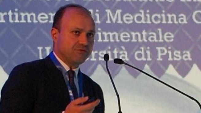 Il professor Marco Falcone