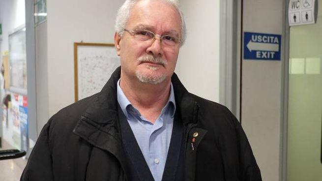 Michele Quitadamo, responsabile del sindacato diritto alla casa As.i.a. Mb