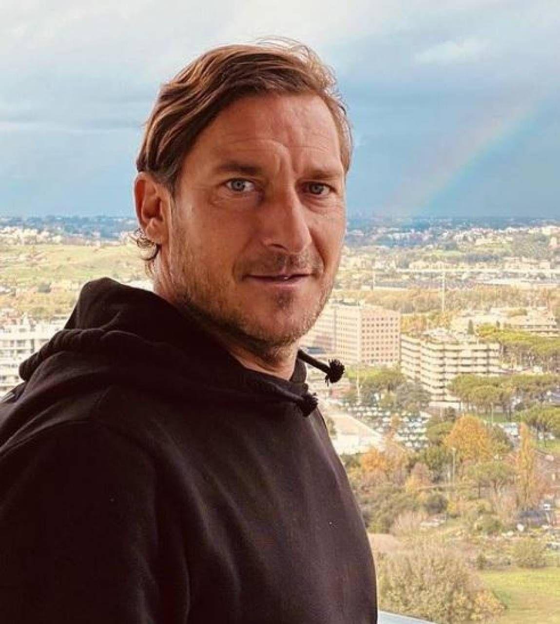 Francesco Totti, 44 anni: il 28 maggio 2017 contro il Genoa l'ultima gara in carriera