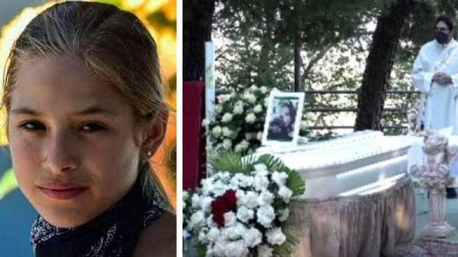 I funerali di Ines Frassinetti