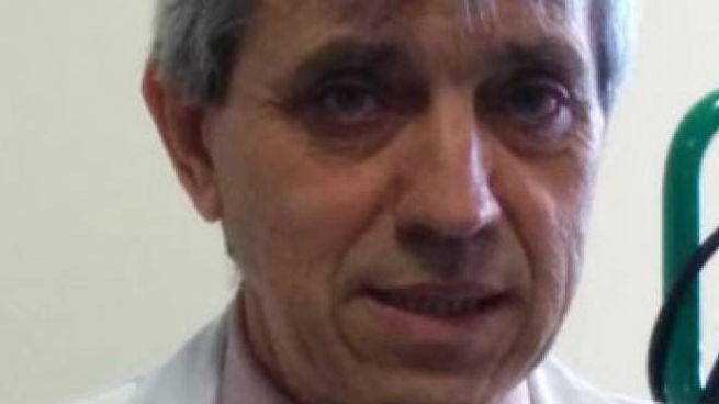 Il primario Giuseppe Danilo Vighi