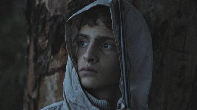 Una foto di scena di ''Notturno'', il film di Gianfranco Rosi candidato agli Oscar (Ansa)