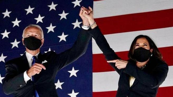 Joe Biden e Kamala Harris (Ansa)