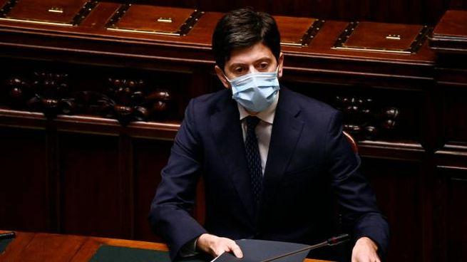 Roberto Speranza (Ansa)
