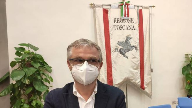 Simone Bezzini (Pd), senese, assessore alla Sanità della Toscana