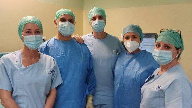 I medici dell'Oculistica di Pontedera