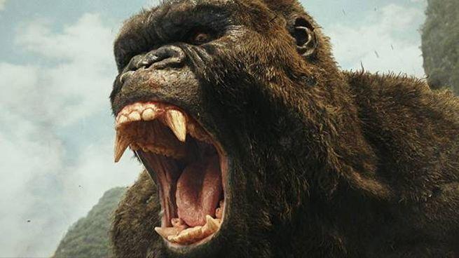 Una scena da 'Kong: Skull Island' - Warner Bros./Legendary Pictures