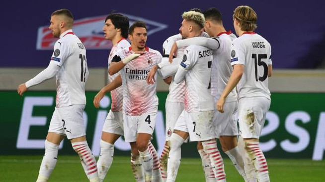 Castillejo in gol contro il Lille (Ansa)
