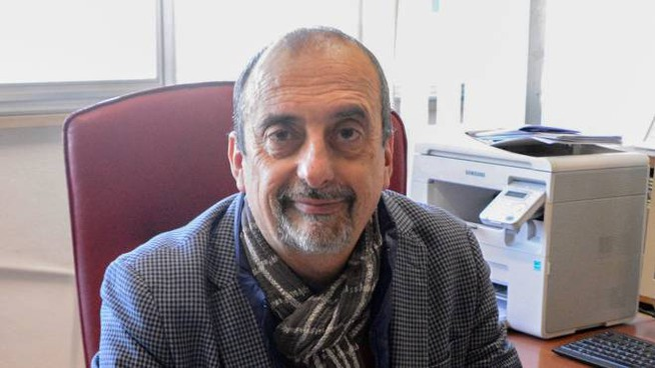 Roberto Mugnai, dirigente scolastico del Polo liceale Aldi