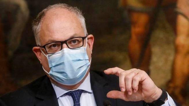Roberto Gualtieri, ministro dell'Economia (Ansa)
