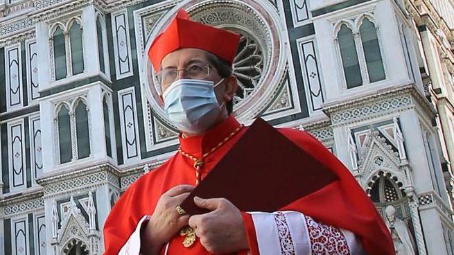 L'arcivescovo di Firenze Giuseppe Betori