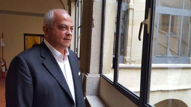 Mauro Cornioli, sindaco di Sansepolcro