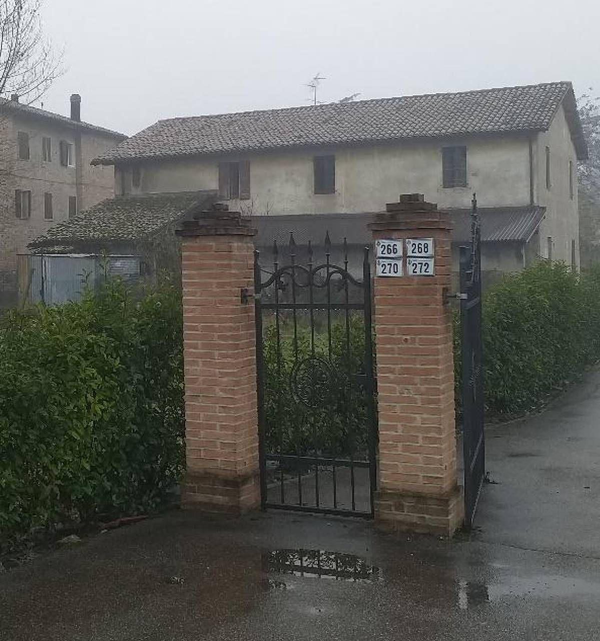 La casa sotto sequestro e Luciano Coppi