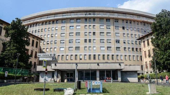 Il vecchio ospedale Sant'Anna è tornato centrale con la pandemia