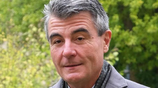 L'assessore Stefano Baccelli