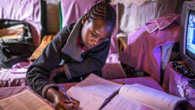 Nei paesi poveri solo il 6% dei bambini ha Internet a casa - Foto: UNICEF/BRIAN OTIENO
