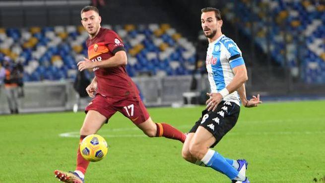 Veretout è alle prese con un problema fisico dopo la partita contro il Napoli