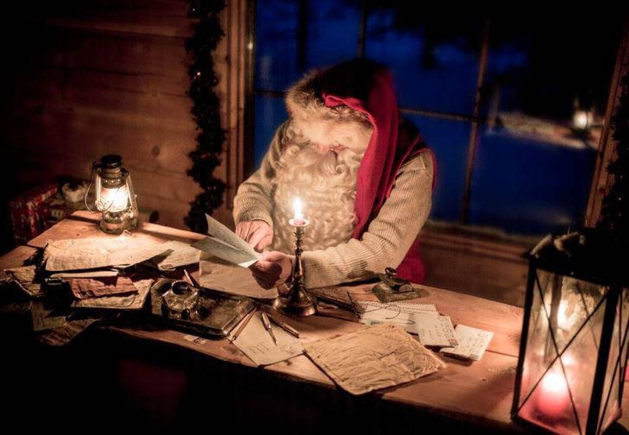 Babbo Natale (foto Kimmo Syväri)
