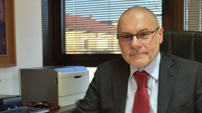 Massimo Giupponi, direttore generale di Ats Bergamo